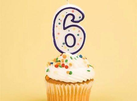 Six years…